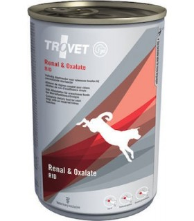 Trovet Renal & Oxalate Dog 400gr