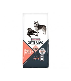 OPTI LIFE ADULT SKIN CARE MEDIUM & MAXI 12.5Kg