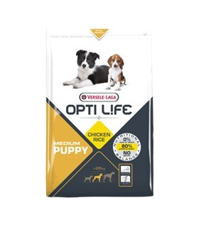OPTI LIFE PUPPY MEDIUM 2.5kg