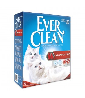 Ever Clean® Multiple Clumping Cat Litter, 10lt, Αρωματική