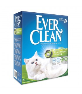 Ever Clean® Extra Strong Clumping Cat Litter, 6lt,